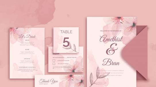 Top 6 Wedding Invitation Trends That Are Here to Stay