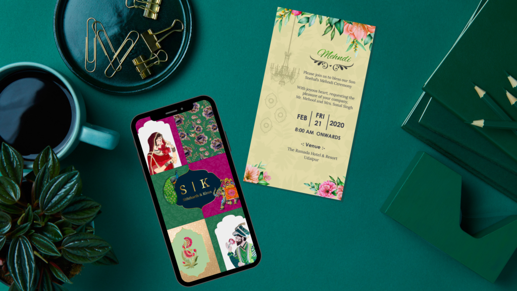 Royal Invitation Design